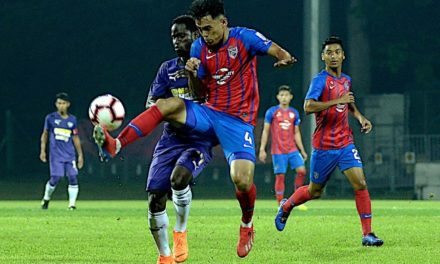 JDT II Ungguli Liga Perdana, Rozaimi Hero JDT II