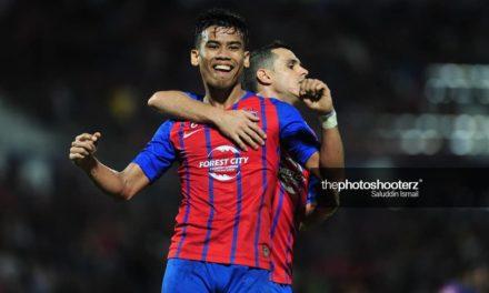 AFC Cup Bracket Challenge : Safawi Rasid Kini Tertinggal Dan Hampir Tewas. Undilah Demi Malaysia Dan JDT