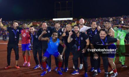 'Piala Malaysia' Diberi Kebenaran Berlangsung Pada Januari 2021