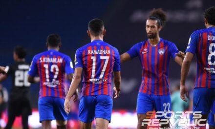 JDT Dah Boleh Julang Liga Super Jumaat ini Jika …….