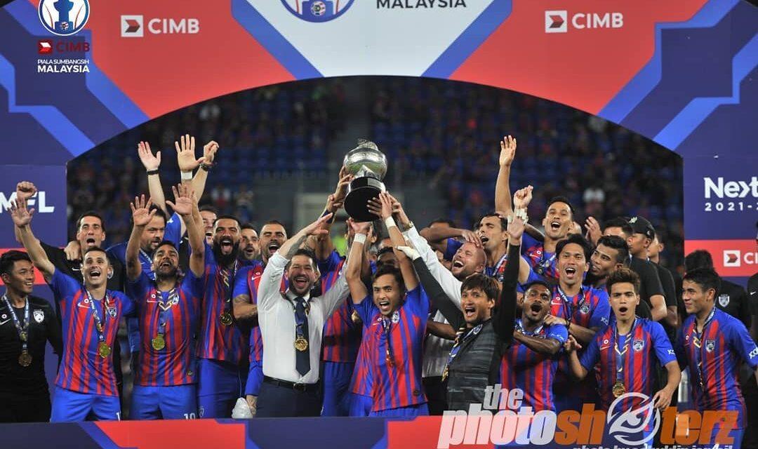 Perlawanan Piala Sumbangsih Menentang JDT Ujian Sebenar Kedah 2021