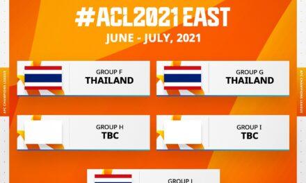 ACL 2021 : JDT Akan Bermain Di Thailand Jun Ini Dalam Kumpulan G