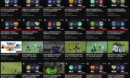 JDT GIVES RETURNS TO SPONSORS THROUGH UNIFI, UNIFITV AND RTM YOUTUBE LIVE BROADCASTS